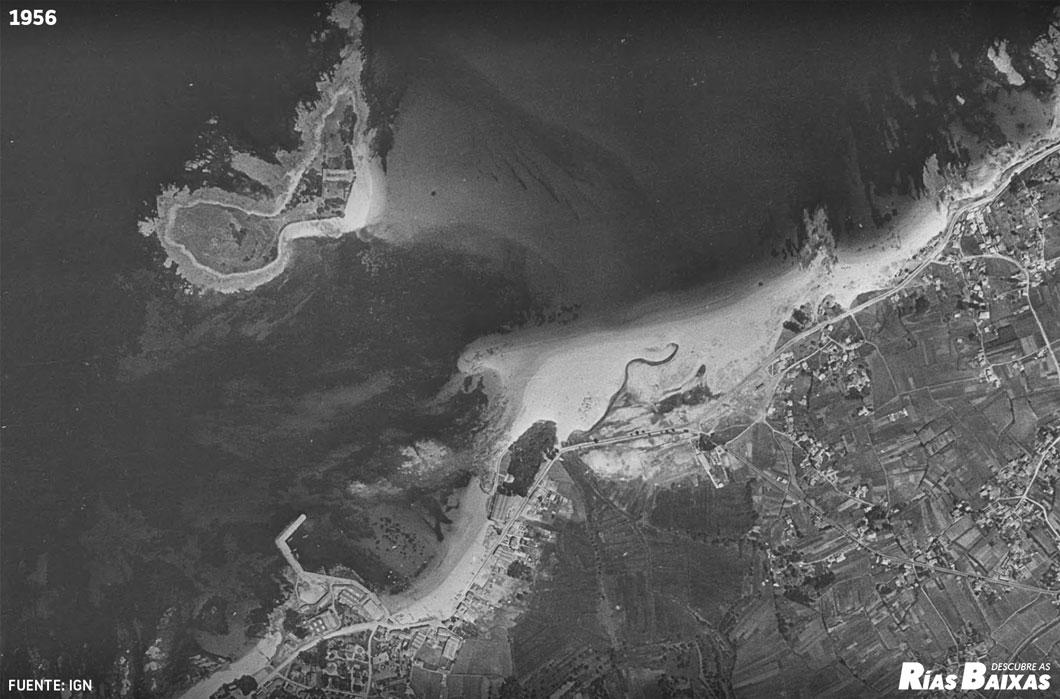 Vigo: Toralla - 1956
