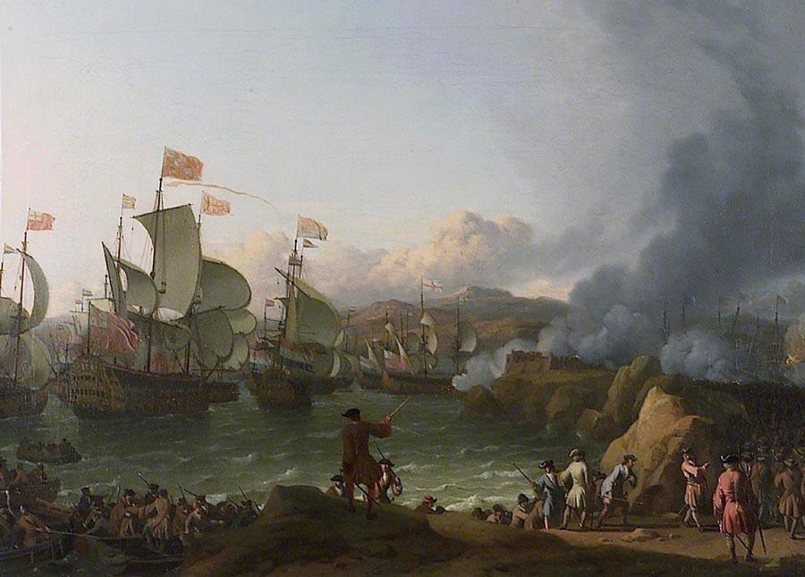 Battle of Vigo Bay