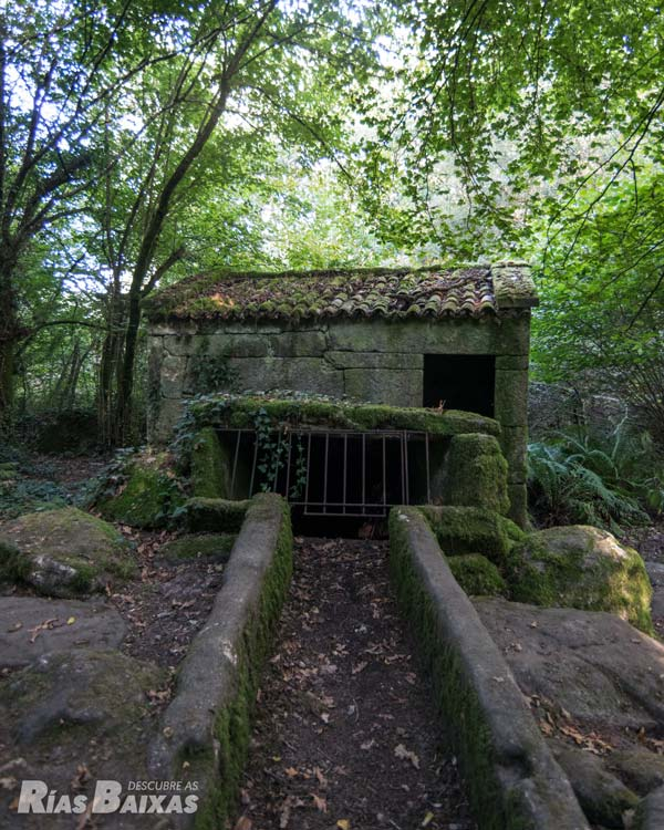 Molino de Seoane, Zamáns, Vigo