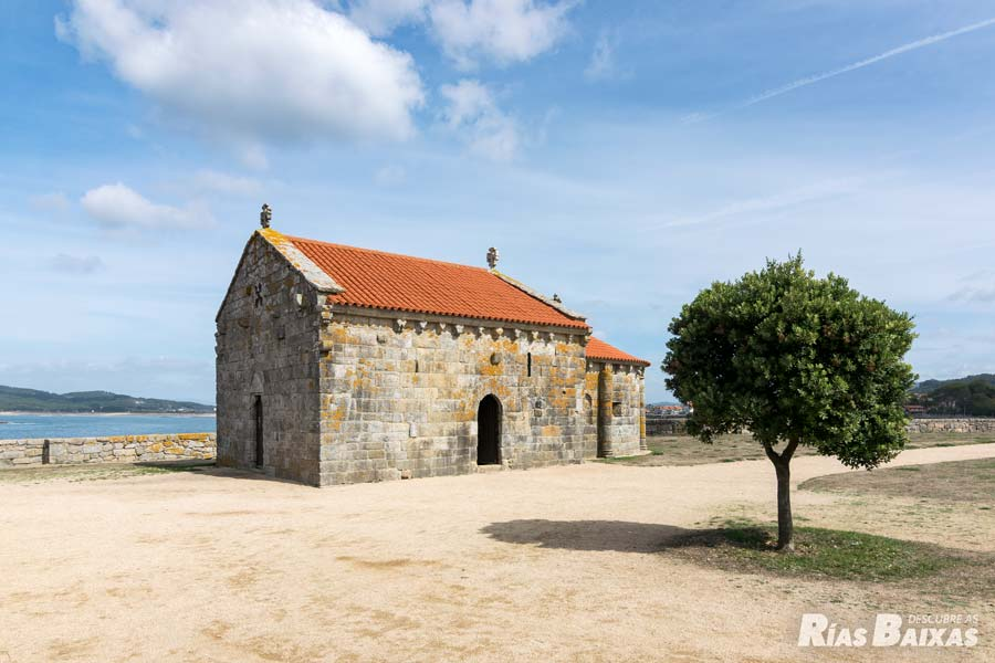 Ermita de A Lanzada, Sanxenxo