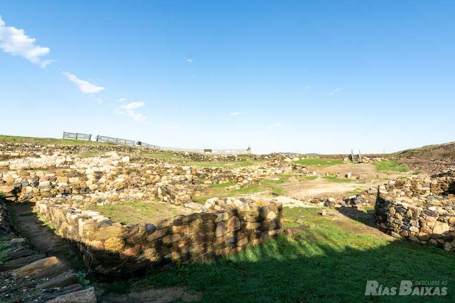 Yacimiento arqueológico de A Lanzada