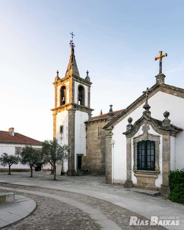 Iglesia de Santa maría dos Anjos, Valença do Minho
