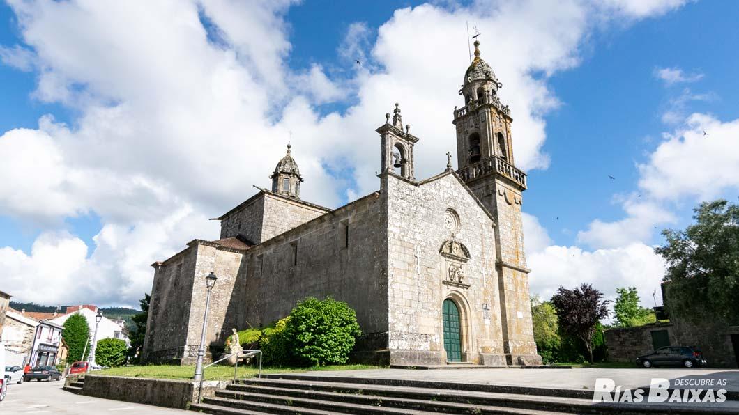 Iglesia de Santa María de Cuntis