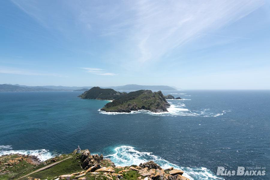 isla sur o de San Martiño