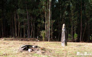 Menhir de A Lapa de Gargantáns