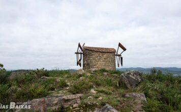 Molinos de viento de Pedras Miúdas