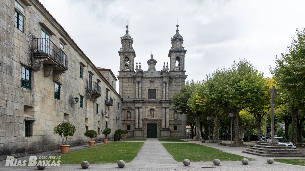 Monasterio de San Xoán de Poio