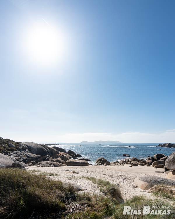 playa de Fervide o playa de Abeleira