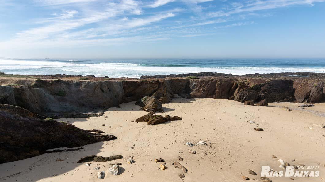 Playa de As Furnas
