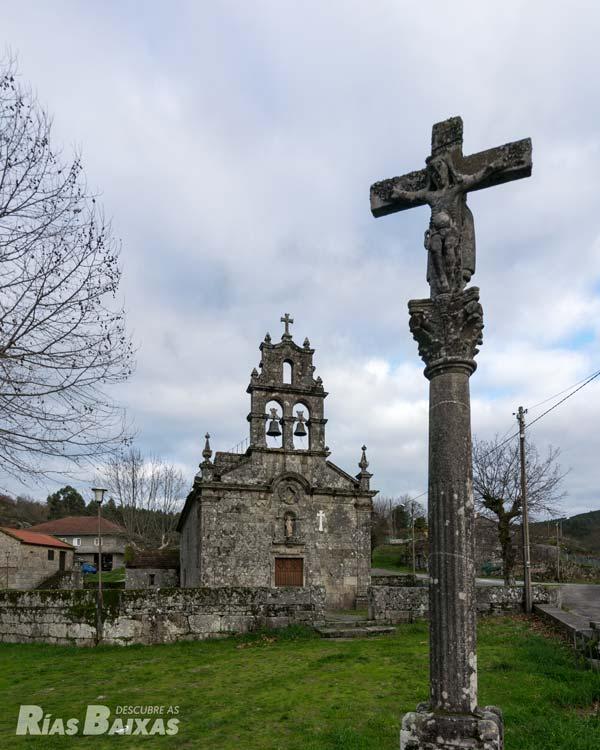 Iglesia de San Lourenzo de Almofrei