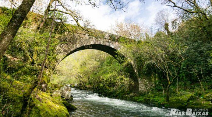 Puente romano de A Baxe