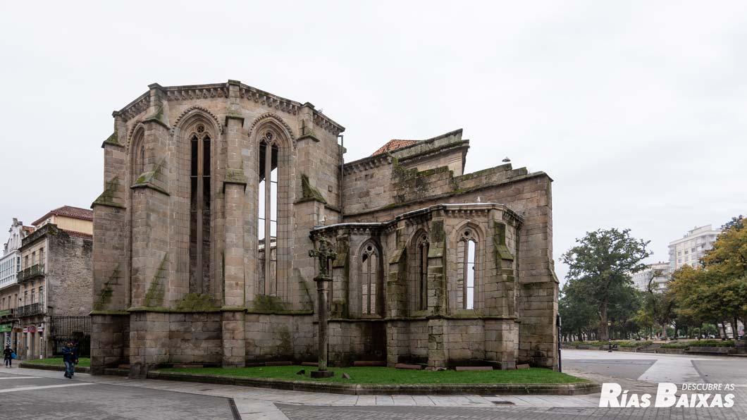Ruinas del convento de San Domingo