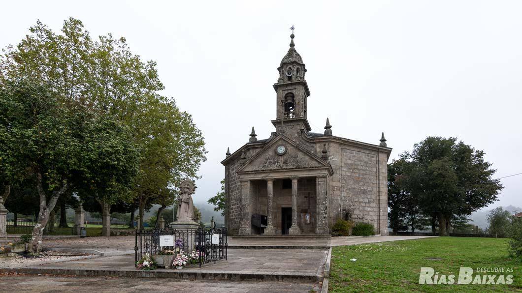 Santuario de A Nosa Señora dos Milagres de Amil